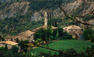 Abadía Samitier naturaleza en el Pirineo Aragonés