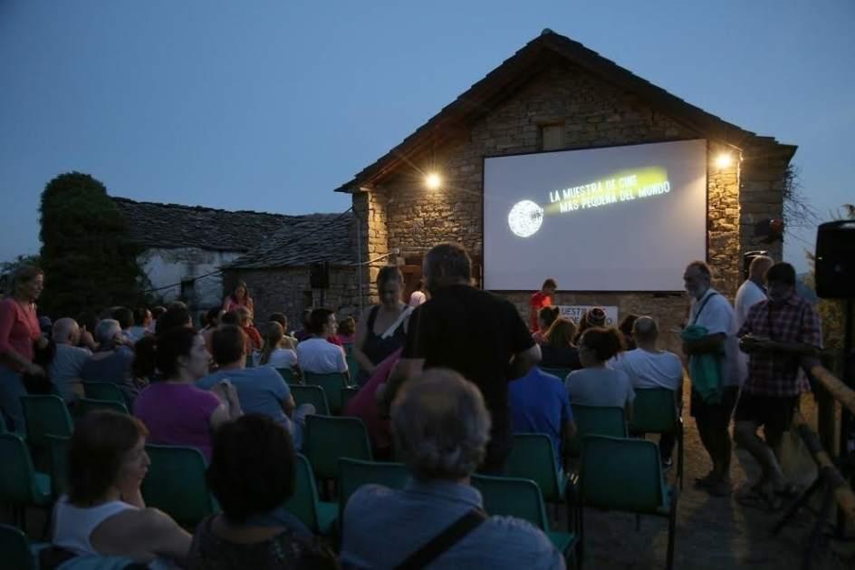 La Muestra de Cine más pequeña del Mundo