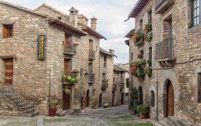 Nuestra vecina Aínsa, elegida Capital del Turismo Rural