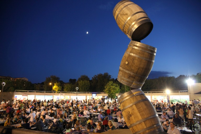Festival del Vino Somontano, evento enoturístico imprescindible a un paso de Samitier