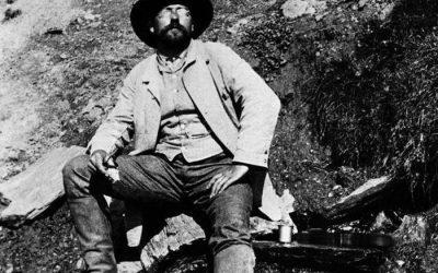 """Bielsa acoge la exposición """"Lucien Briet, viajero fotógrafo"""", con motivo del Centenario de Ordesa y Monte Perdido"""