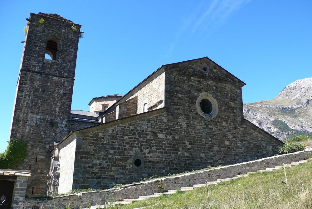 Visitas guiadas y teatralizadas en el Monasterio de San Victorián