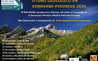 Samitier, inicio de las Geo Rutas guiadas en el Geoparque Sobrarbe-Pirineos