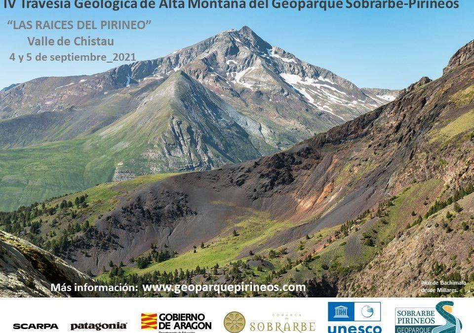 Travesía geológica de alta montaña